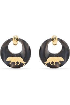 Gas Bijoux Women Earrings - Tigre oversized earrings