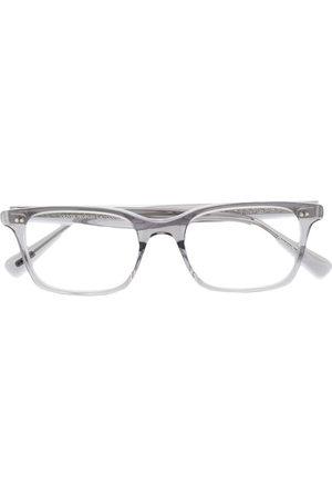 Oliver Peoples Men Sunglasses - Nisen rectangle-frame glasses