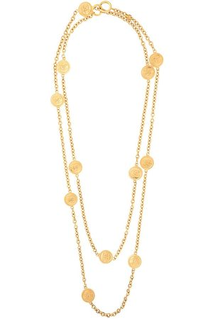 CHANEL Women Necklaces - CC medallions double-chain necklace