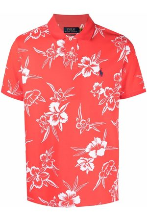 Polo Ralph Lauren Hawaiian-print polo shirt