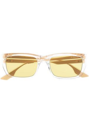 DITA EYEWEAR Sunglasses - Alican square-frame sunglasses - Neutrals