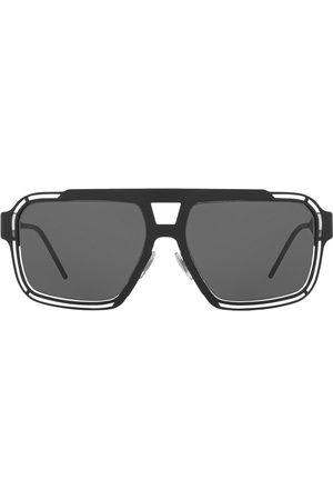 Dolce & Gabbana Men Sunglasses - Square-frame tinted sunglasses