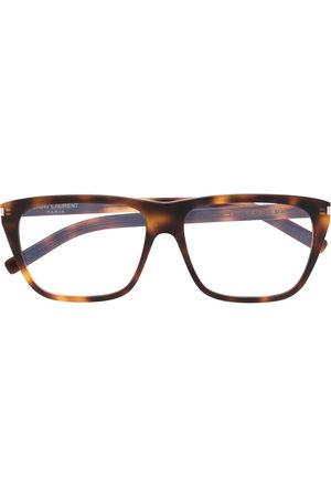 Saint Laurent Sunglasses - Tortoiseshell-effect glasses
