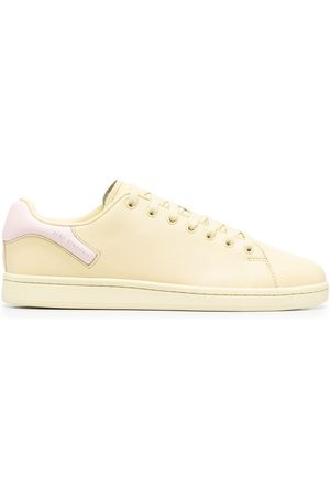 RAF SIMONS Trainers - Orion leather trainers
