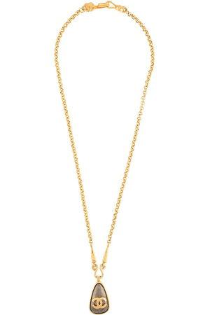CHANEL 1997 CC pendant necklace