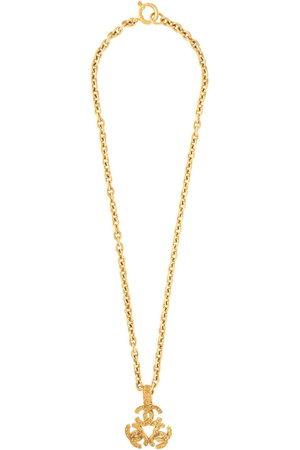 CHANEL 1994 Triple CC chain necklace
