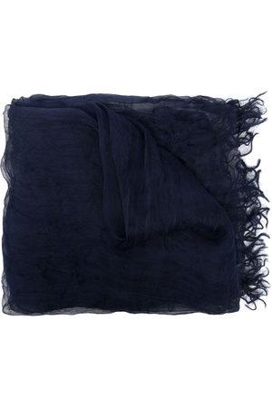 Issey Miyake 2000s silk scarf