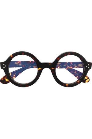 LESCA Phil round-frame glasses