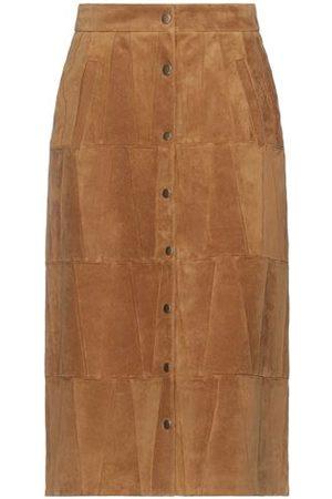 Saint Laurent Women Skirts - SKIRTS - 3/4 length skirts