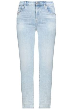 Diesel Women Trousers - DENIM - Denim trousers