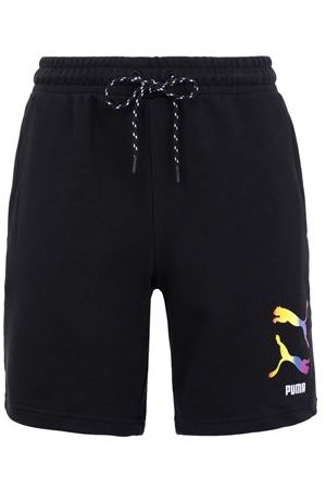 PUMA Men Bermudas - TROUSERS - Bermuda shorts