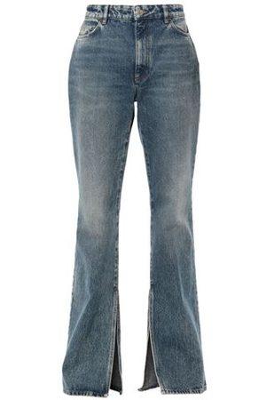 The Attico DENIM - Denim trousers