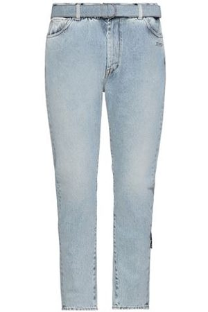 OFF-WHITE DENIM - Denim trousers