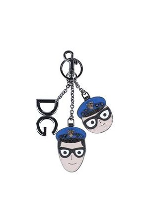 Dolce & Gabbana Small Leather Goods - Key rings