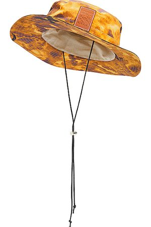 Loewe Paula's Ibiza Explorer Watercolor Hat in