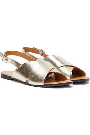 Vagabond Women Sandals - Tia Cross Strap Womens Sandals