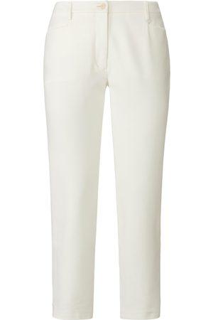 tRUE STANDARD Ankle-length jersey trousers size: 14
