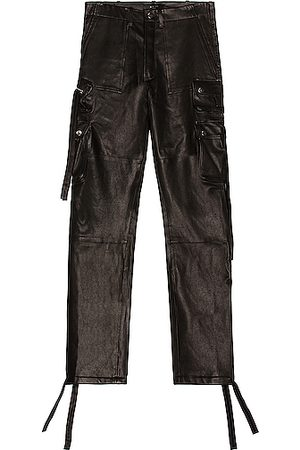 AMIRI Leather Tactical Pant in