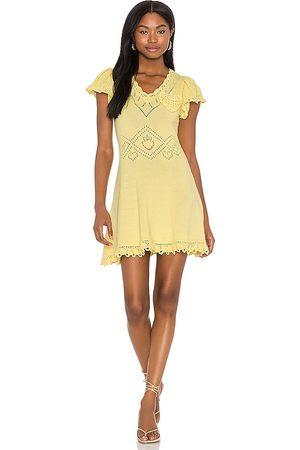 LOVESHACKFANCY Women Dresses - Fresno Dress in . Size S, XS, M.