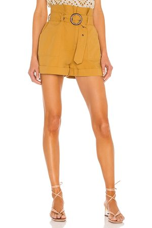 Minkpink Riley Paperbag Utility Short in . Size S, XS, M.