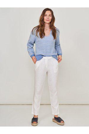 White Stuff Maddie Linen Trouser