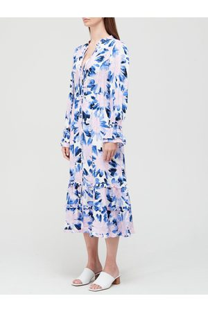 Fabienne Chapot Marigold Printed Midi Dress