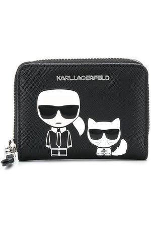 Karl Lagerfeld K/Ikonik small wallet
