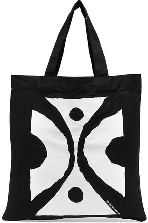 10 CORSO COMO Women Handbags - Two-tone print tote