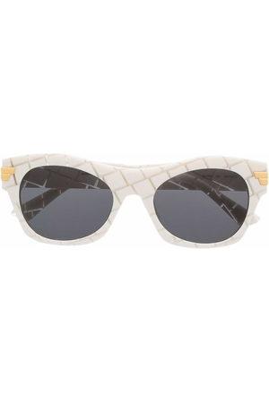 Bottega Veneta Sunglasses - BV1103S geometric-frame sunglasses