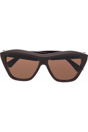 Bottega Veneta Men Sunglasses - Square-frame sunglasses