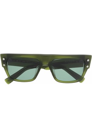 Balmain Square-frame sunglasses