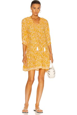 Natalie Martin Stevie Dress in Bamboo Sun