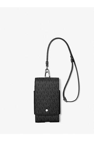 Michael Kors Laptop & Business Bags - MK Logo Smartphone Lanyard - - Michael Kors