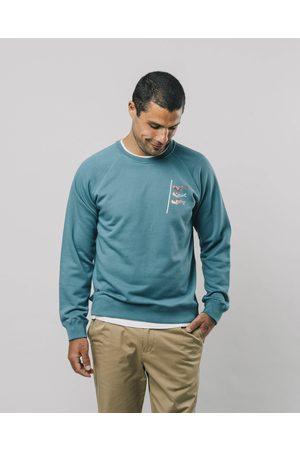 Brava Fabrics Men Sweatshirts - Koinobori Kite Sweatshirt