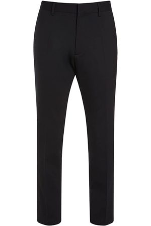 Dsquared2 17.5cm Cigarette Stretch Wool Pants
