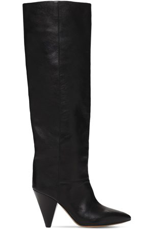 Isabel Marant Women High Leg Boots - 90mm Lybill Leather Tall Boots