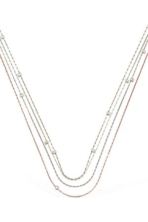 Isabel Marant Wire Long Necklace