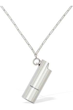 Isabel Marant Lighter Holder Long Necklace