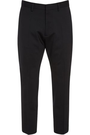 Dsquared2 16.5cm Skinny Dan Stretch Wool Pants