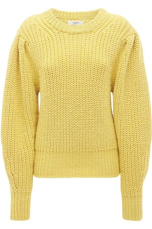 Isabel Marant Women Jumpers - Pleane Wool Blend Sweater