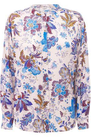 Isabel Marant Catchell Printed Viscose Shirt