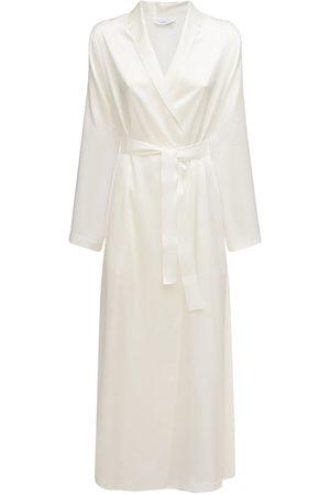 La Perla Women Bathrobes - Silk Long Robe