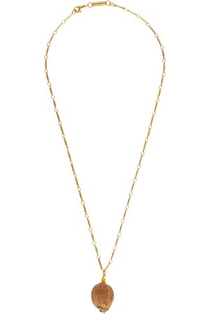 Gimaguas Women Necklaces - Coconut Gold-plated Necklace