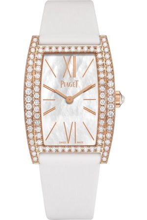 PIAGET Women Watches - Rose and Diamond Limelight Tonneau 27mm