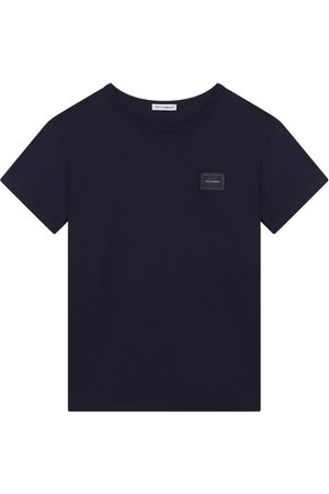 Dolce & Gabbana Kids Logo-Plaque T-Shirt (2-6 Years)