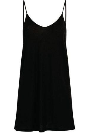 SKIN Cotton Sexi Slip Dress