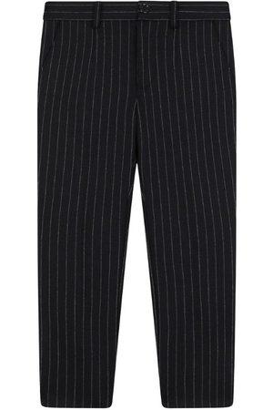 Dolce & Gabbana Trousers - Kids Pinstripe Trousers (8-12 Years)