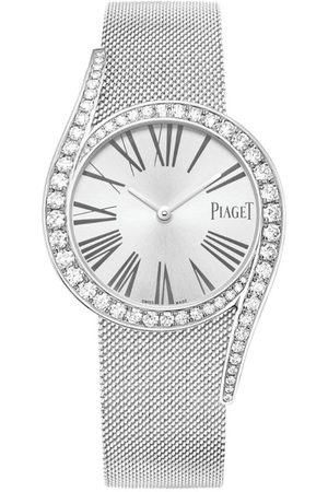 PIAGET Women Watches - White and Diamond Limelight Gala Watch 32mm