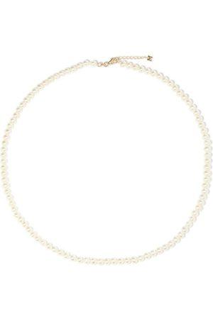 Mateo Pearl & 14kt Gold Choker - Womens - Pearl