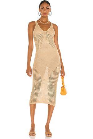 Tularosa Azalea Maxi Dress in . Size XS, S, M.